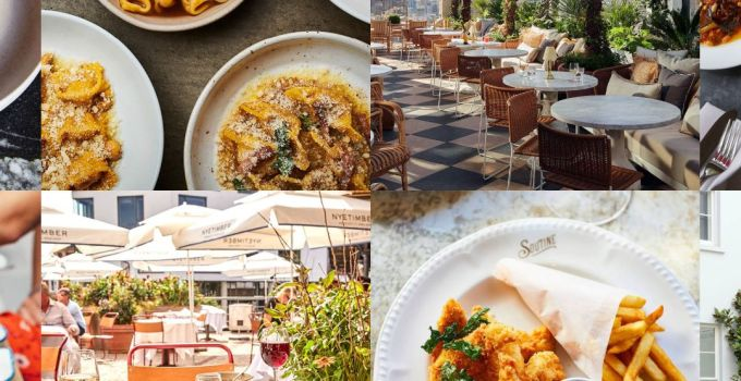 best restaurants in london