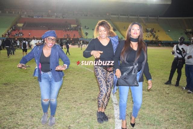 WhatsApp-Image-2019-01-08-at-00.09.11 Match de Gala : Valérie, la femme d'El Hadj Diouf a illuminé le stade (05 images)