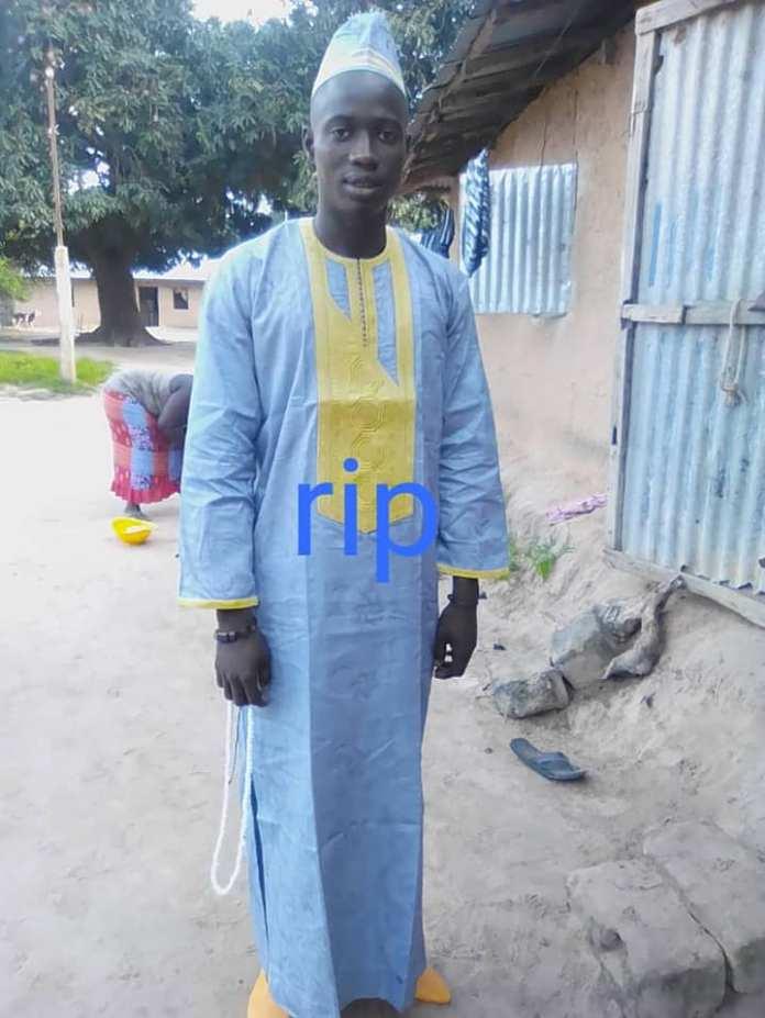 60273614_291040625178087_2980400702888607744_n (02 Photos) Nécrologie : Accident poste Thiaroye, ces deux militants de Sonko emportés