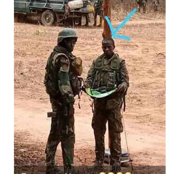 Voici les deux miltaires Sénégalais qui sont morts après l'explosion d'une mine à Mbissine (Photos)