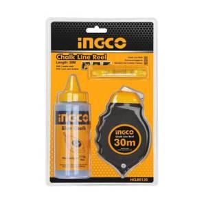 Bobine de ligne à craie 30mètres INGCO HCLR0130