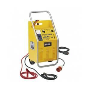 Chargeur démarreur automatique 12/24V, 400V, triphasé - GYSTART 1224 T
