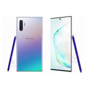 Samsung Galaxy Note 10+ Mémoire 256 Go Ram 12 Go Ecran 6.8 pouces - Téléphone portable