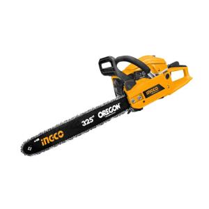 Tronçonneuse à essence 1450W INGCO GCS45182 - Scie à chaîne