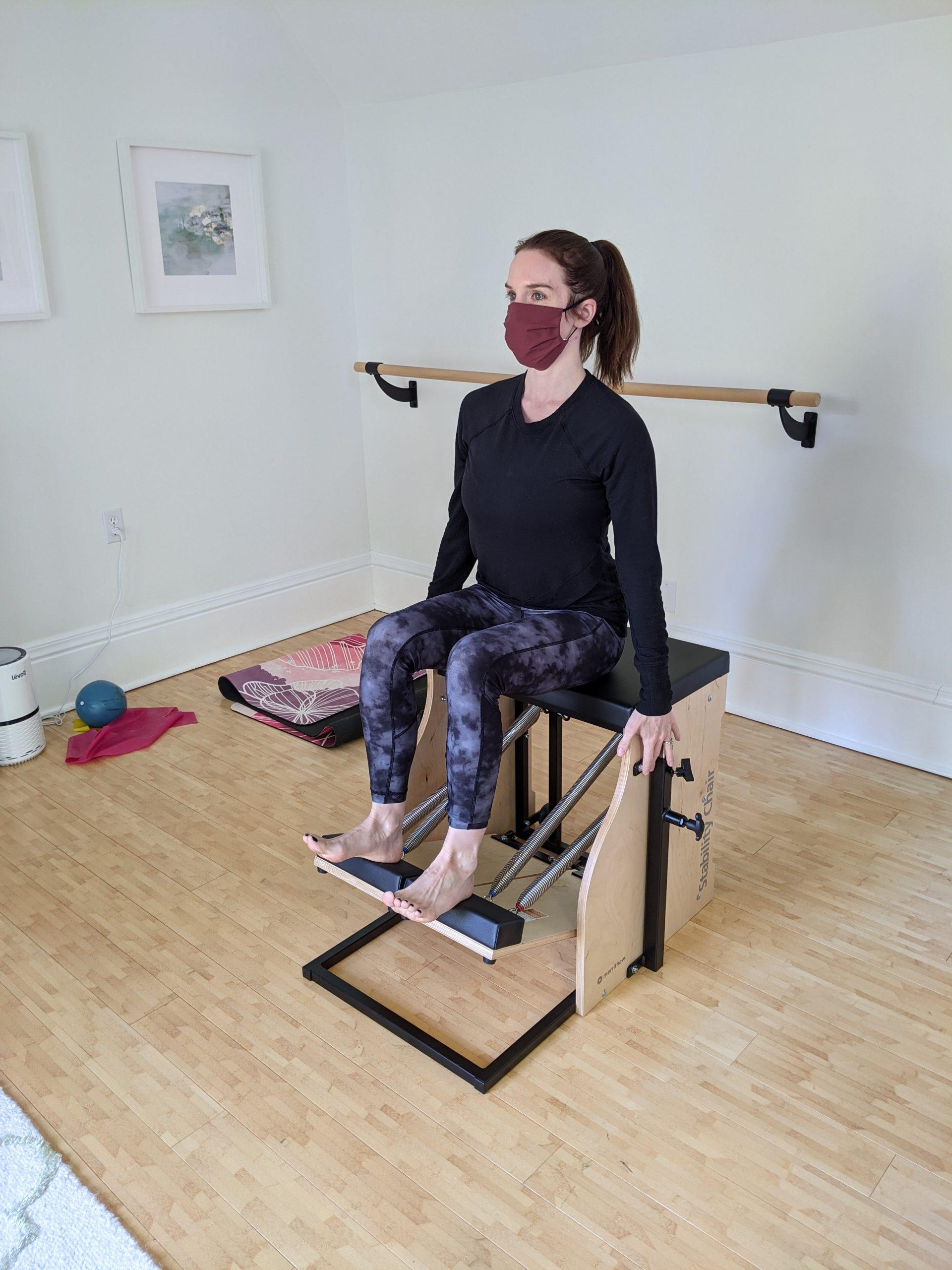 Kamalar Tabor, Pilates Instructor