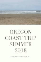 Oregon coast trip summer 2018 (1)