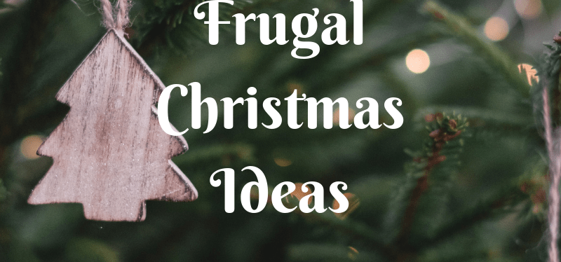 Frugal Christmas Ideas
