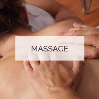 Personal Injury Massage