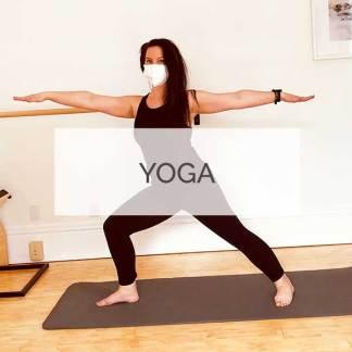 Yoga with Jaimie Shrestha