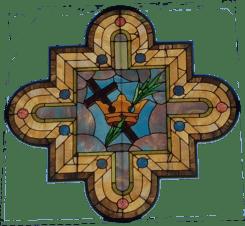 stainedglassAlone