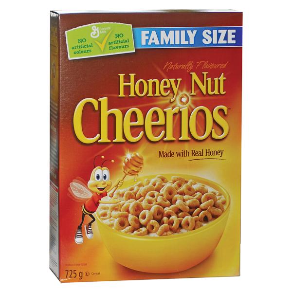 GM Honey Nut Cheerios | Sun Valley Market