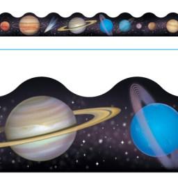 Borde de Diseno SOLAR SYSTEM