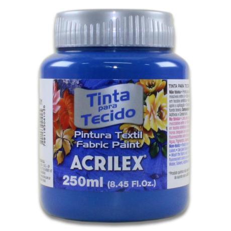 04125 PINTURA ACRILEX 250ML. PAQ 3 UND AZUL TURQUEZA