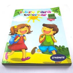 LIBRO DE PINTAR O COLOREAR 288 PAG. 3375 DOC.