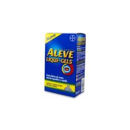 ALEVE LIQUI GELS CAJETA 24 TABLETAS