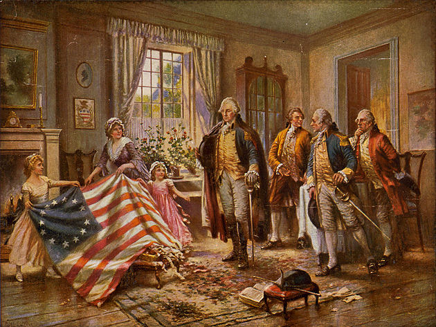 Betsy Ross image