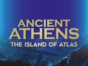 Ancient Athens Dinner Sunway Lagoon