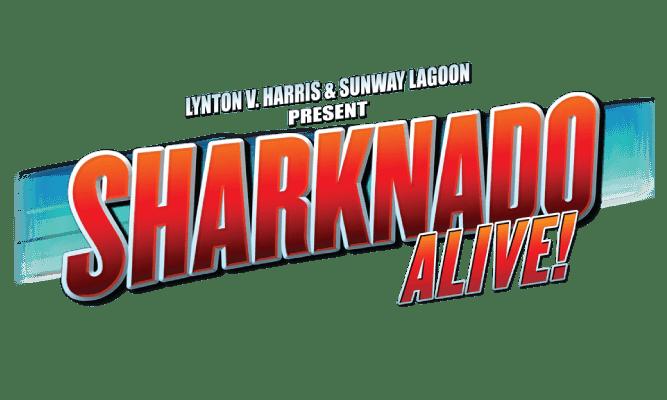 NOF7 Sharknado Alive Logo