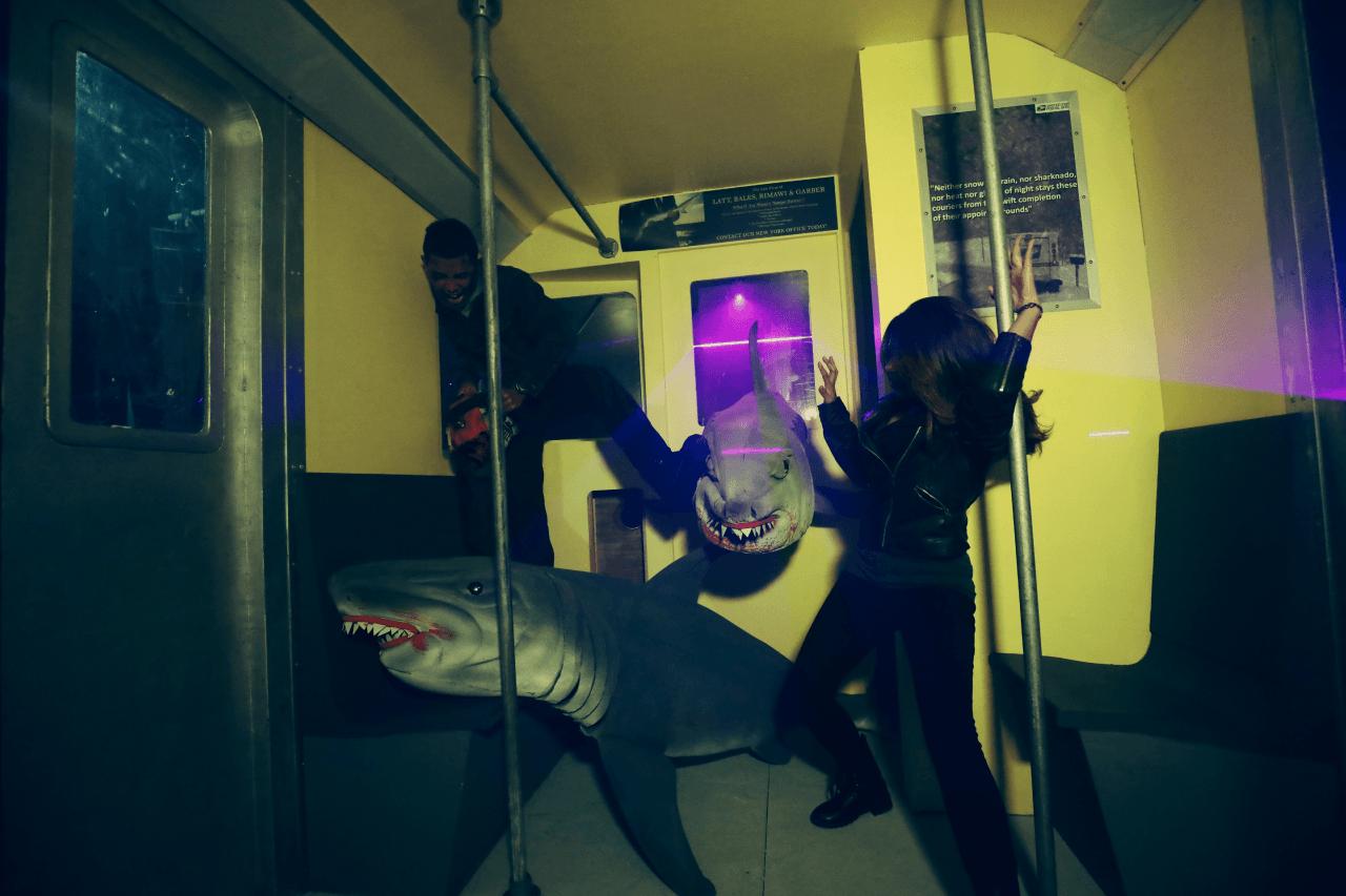 Sharknado Alive