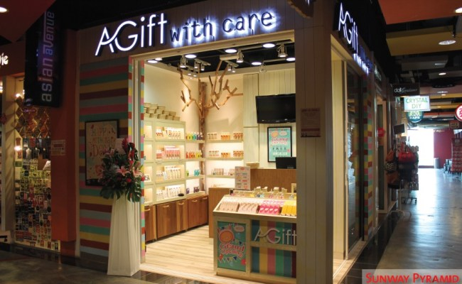 Agift With Care Sunway Pyramid