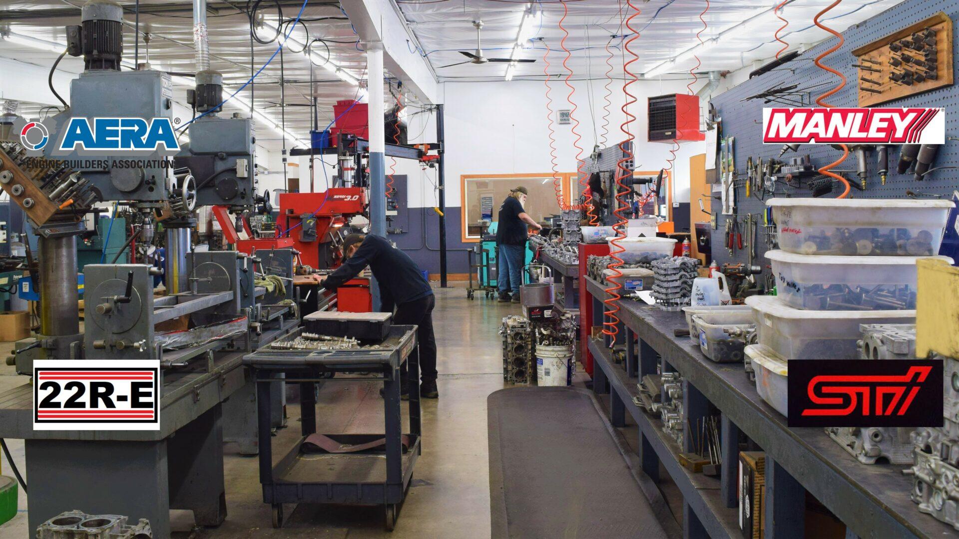 Sunwest Automotive Engine | Engine Rebuilding