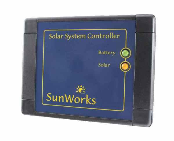 solar panel charge regulator
