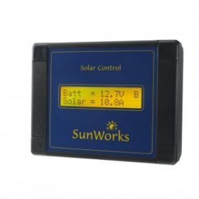 Solar Charge Controller with LCD