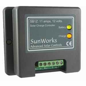 Solar Panel Charge Controllers. Low Cost