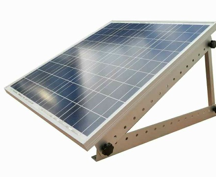 Adjustable Solar Panel Mounting Frame For Motorhomes And