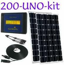 solar panel kit for boat