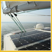 Boat and Yacht Solar Panels