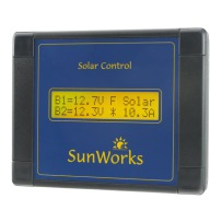 Solar Panel Charge Controllers. LCD Displays. Dual Battery