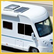 Camper-van and Motorhome Solar Panels