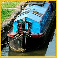 narrowboat solar panels