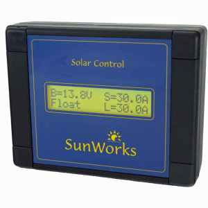 Solar Panel Charge Controllers. Z-Series Remote Display Units