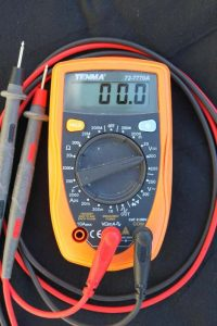 Fault finding solar panel systems. Voltage measurement. Click to expand.