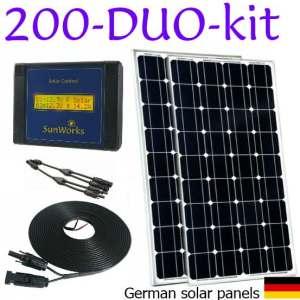 solar panel kit for narrowboats