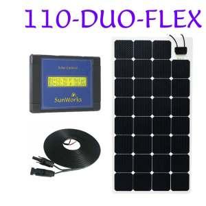 Kits solaires flexibles