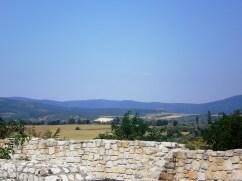 Csobánka a Solymári várból