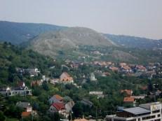 Odvas-hegy a Bobald tanösvényről