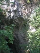 Barlang a Bobald tanösvényen