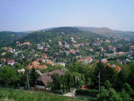 Út-hegy a Bobald tanösvényről