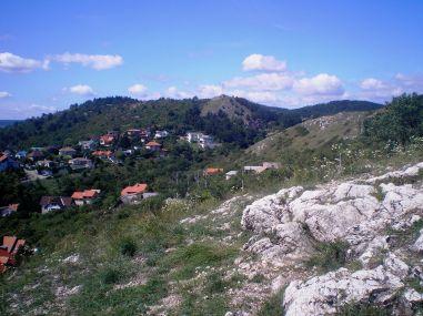 Út-hegy az Odvas-hegyről