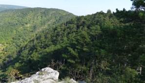 Csík-hegy a Huszonnégyökrös-hegyről