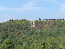 Szekrényes-hegy a Farkas-hegyről