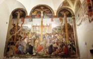 Montorfano: Keresztre feszítés