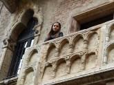 Verona, Júlia erkélye