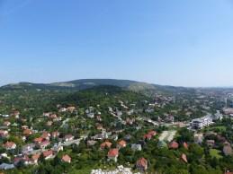 Törökugrató, Csíki-hegyek a Naprózsa-tanösvényről