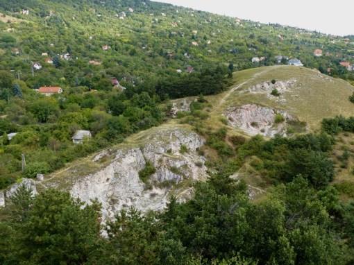 Író-hegy az Odvas-hegyről