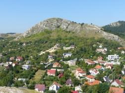 Odvas-hegy a Kő-hegyről